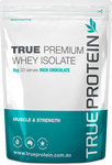 25% off Premium NZ Whey Protein Isolate [$40 - 1kg] (Assorted Flavours, $9.95 Flat Rate Shipping) @ True Protein