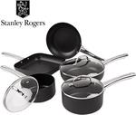 Stanley Rogers Techtonic 5-Piece Cookware Set - $99.95 Delivered @ OO.com.au