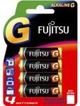 Fujitsu Alkaline G - AA or AAA Batteries 4pk $0.49 + Shipping @ Dick Smith