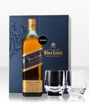 ALDILiquor.com.au - Johnnie Walker Blue Label 750ml with Two Free Crystal Glasses for $179.99