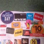 $10 off Next Shop with $50 Spend on Selected Gift Cards (EDR Required) | 1/2 Price WW Connect Recharges with $2 SIM @ Woolworths