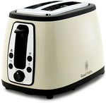 Russell Hobbs Metallics 2 Slice Toaster $19.95 - RRP $99 @ Harris Scarfe (Airport West VIC)