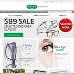 Specsavers: Get $50 off When You Spend $99 on All Contact Lenses Online + Free Delivery