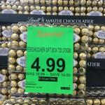 Ferrero Rocher Gift Box 30 375g $4.99 @ Supabarn [NSW, ACT]