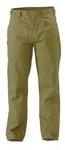 Bisley Khaki Drill Pant $25.00 Delivered/ Reversible Vests $5 - Buy 2 and Get Free Shipping @ Budget Workwear Outlet Store