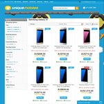 Samsung Galaxy S7 32GB $698 + Post, S7 Edge 32GB $784 + Post (Grey-Import) @ Unique Mobiles