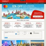 12% off Hotel Bookings with Mastercard @ Hotels.com