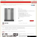 Miele Unboxed Clearance Centre - Rosehill NSW - G4920 SCU Dishwasher $799 - RRP $1599 - Ends Thursday Night - Ex Display Models