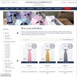 Charles Tyrwhitt 3 Shirts for $99 + Free Shipping