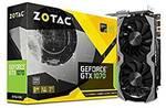 ZOTAC GeForce GTX 1070 Mini Super Compact 8GB US $342.25 (~AU $466.49) Delivered @ Amazon
