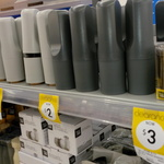 Large Salt or Pepper Grinders $2 Each, Pair of Metal Grinders $3 @ Kmart (Nationwide)