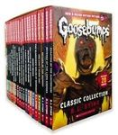 Goosebumps Classic Collection - 20 Book Set - $17.46 Delivered from The Nile eBay