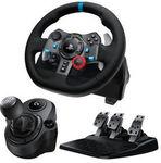Logitech G29 / G920 + Shifter $318.40 Shipped @ The Gamesmen eBay