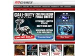 PS3 Toy Story 3 or Resident Evil Gold Edition for $39 each @ EB Games