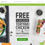 Youfoodz 2 Free Meals with Order (Valued @ $19.90) [$69 Minimum Order]