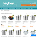 SOGA Stainless Steel Stock Pot - from $67.90 @ Heyhey