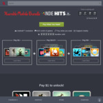 Humble Mobile Bundle -- Indie Games for Android, Minimum US$1 for 4 Games, Beat Average US$4.57 (+4 Games) and $5 for 11