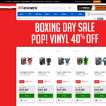Assorted POP! Vinyl Starting from $2.40 @ EB Games