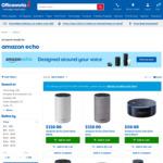 Amazon Echo Plus $199, Echo Dot (Gen 2) $59 @ Officeworks
