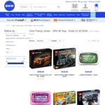 Big W - 25% off Toys, $399 iPad 32GB - Click Frenzy Junior