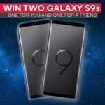 Win 2x Samsung Galaxy S9s (64GB) with Kogan