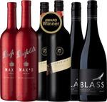 Iconic Australian Shiraz Bundle (6 bottles - Penfolds/Pepperjack/Wolf Blass) $89 @ Dan Murphy's