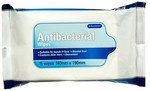 Kmart Hand and Face Antibacterial Wipes (15pk) for $0.75 - In Store Only at Kmart