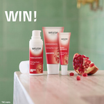 Win 1 of 5 Pomegranate Firming Face Care Packs Worth $130 from Weleda