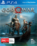 [PS4] God of War $55 @ EB Games