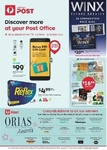 Optus $40 Pre-Paid Sim Starter Kit for $15 @ Australia Post
