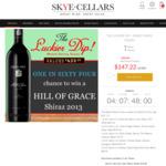 Mixed Shiraz Dozen for $147.22 (Valued $433.00) @ Skye Cellars