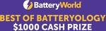 Win a $1,000 VISA Gift Card from Battery World [Upload Photo or Video of Your Battery-Powered Project]