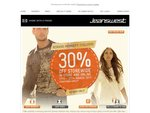 Jeanswest 30% off storewide till 27th March,  sign-up req'd.