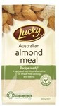1/2 Price Lucky Almond Meal 400g $5.25 @ Coles