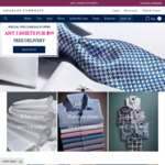 3 Shirts for $99 Delivered (or $39.95 Each, Free Delivery > $99) @ Charles Tyrwhitt