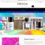 Free Express Shipping, No Minimum Spend @ Mecca