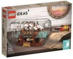 LEGO Ship in A Bottle 21313 $79.20, LEGO City Passenger Train 60197 $127.99 Delivered @ Myer eBay