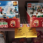 [NSW] 50% off LEGO City (60191) and Train (40262) $7.50 Each @ Coles, Chatswood Westfield