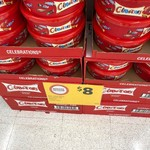[NSW] Mars Celebrations Chocolate Tubs 692g $8 @ Coles World Square