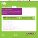 $15/Day Car Hire with Free Tank of Fuel Cairns to Sydney Airport @ Jucy Car Rentals (Relocation Sale)