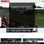 Win a 2019 Formula 1 Experience for 2 Worth $4,320 from Australian Grand Prix Corp
