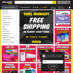 Free Shipping on Almost Everything @ Kogan / Dick Smith