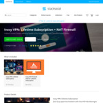 Ivacy VPN Lifetime Subscription US $24.00 (AU ~$33.72) @ Stack Social