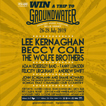 Win a Trip to the 2019 Groundwater Country Musical Festival on the Gold Coast for 2 from Grant Broadcasters