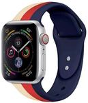 30% off New Colourful Silicone Sport Band for Apple Watch Series 4/3/2/1 $8.39 (~AU $11.73) Delivered @ Lulu Look