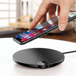 Baseus Quick Charger Digital Display Qi Wireless Charger AUD $15.24 (Was AUD $25) Delivered @ eSkybird