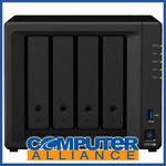 [eBay Plus] Synology DiskStation DS918+ Black $619.65 Delivered @ Computer Alliance eBay