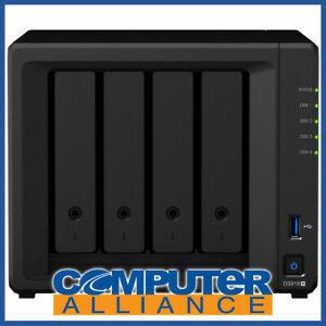 eBay Plus] Synology DiskStation DS918+ Black $619 65 Delivered