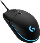 Logitech G Pro Hero Gaming Mouse $68 @ EB Games