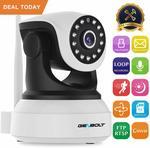 GENBOLT Wi-Fi Security Camera $52.19 Delivered @ GENBOLT via Amazon AU